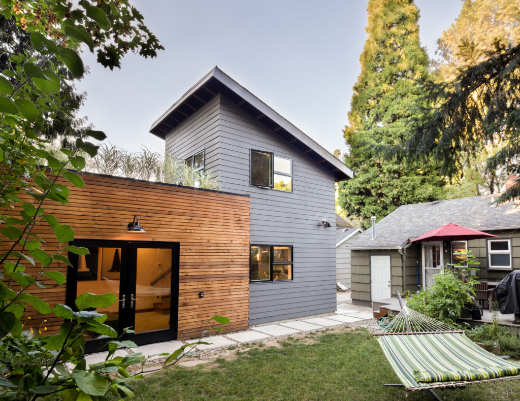Portland Eco Tiny House Featured in the NY Times Portland Eco
